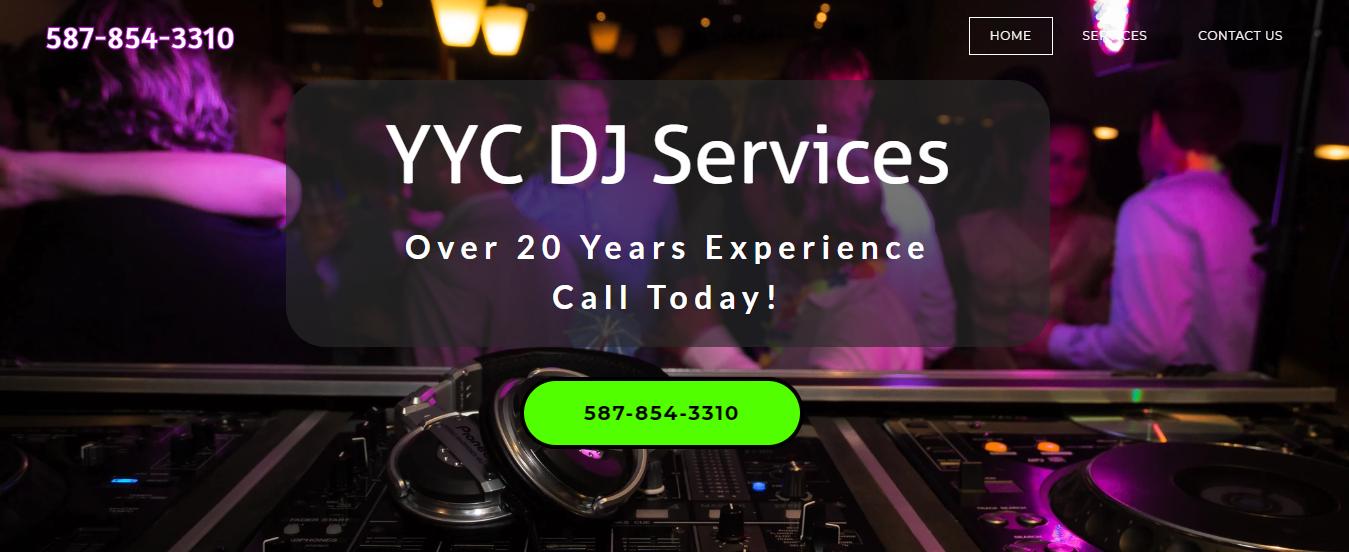 YYC DJ Services