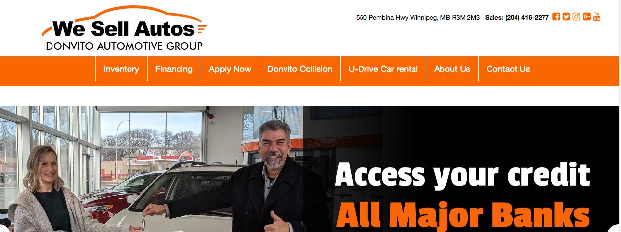best used car dealerships in winnipeg