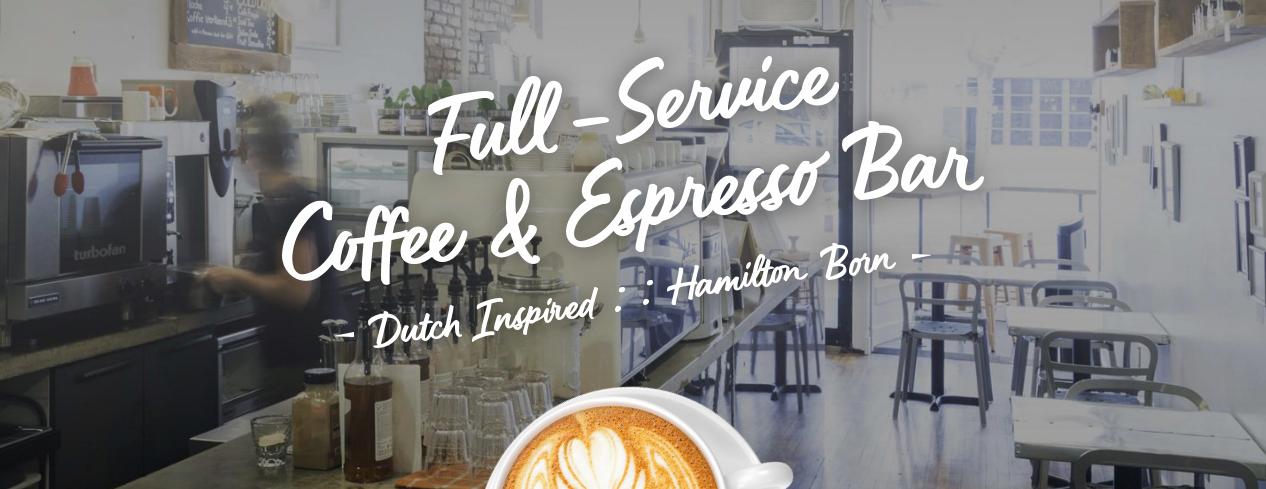 cafes in hamilton