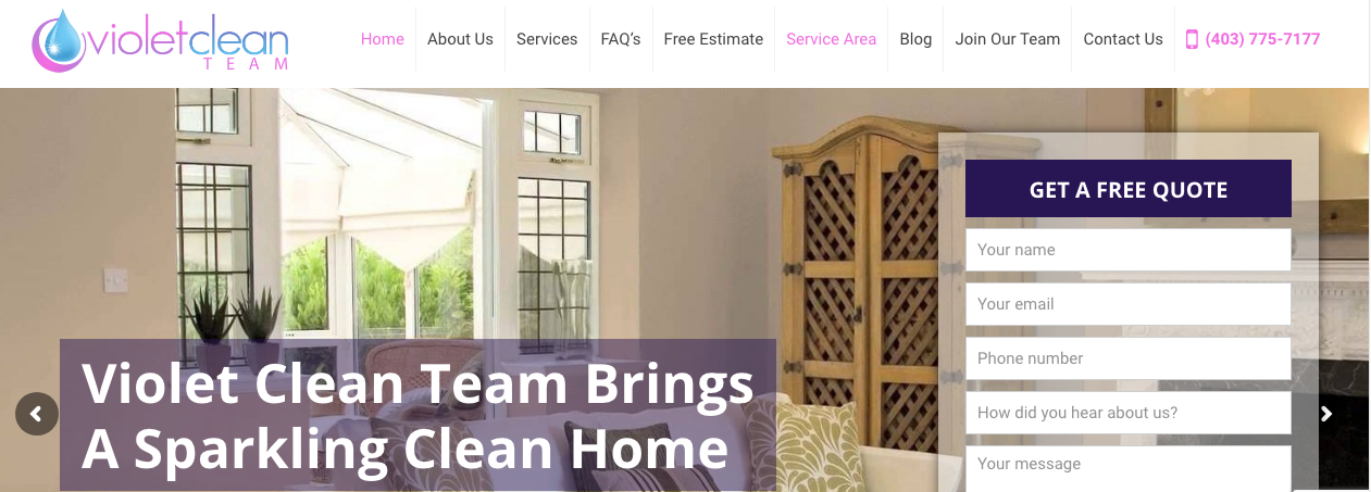 calgary cleaning services