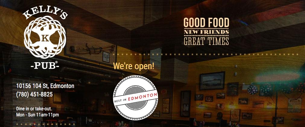 edmonton pubs