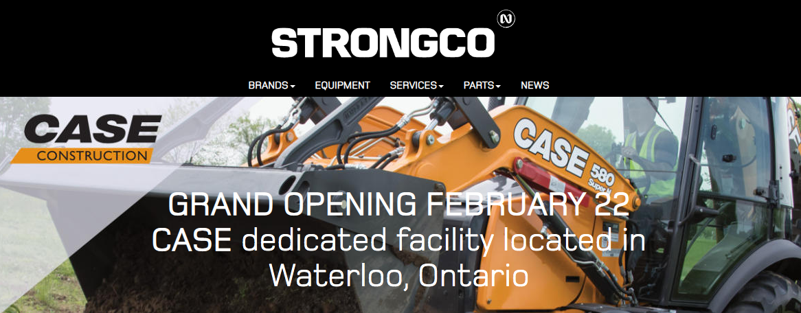 heavy machinery dealers in quebec