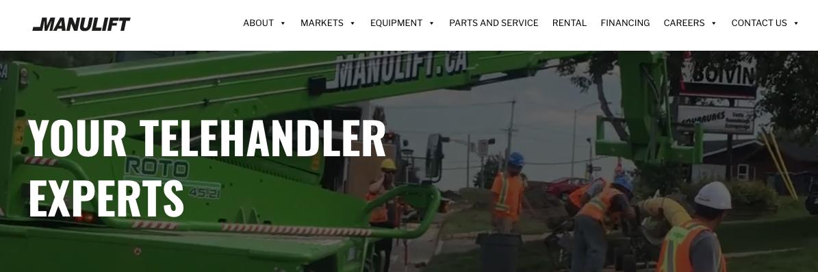 quebec heavy machinery dealers in quebec