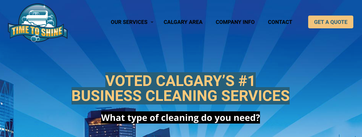 top cleaning services in calgary