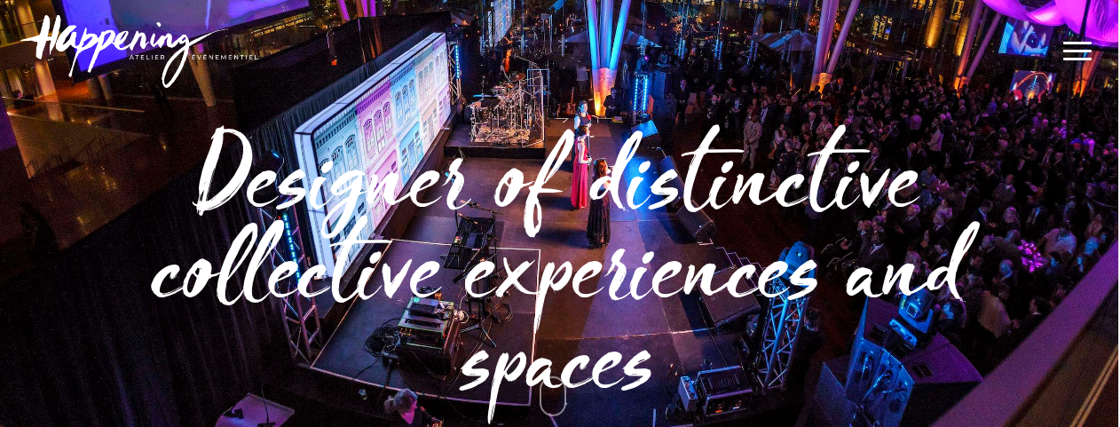 top party planners in quebec