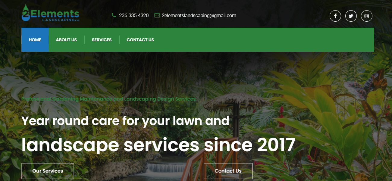 2Elements Landscaping