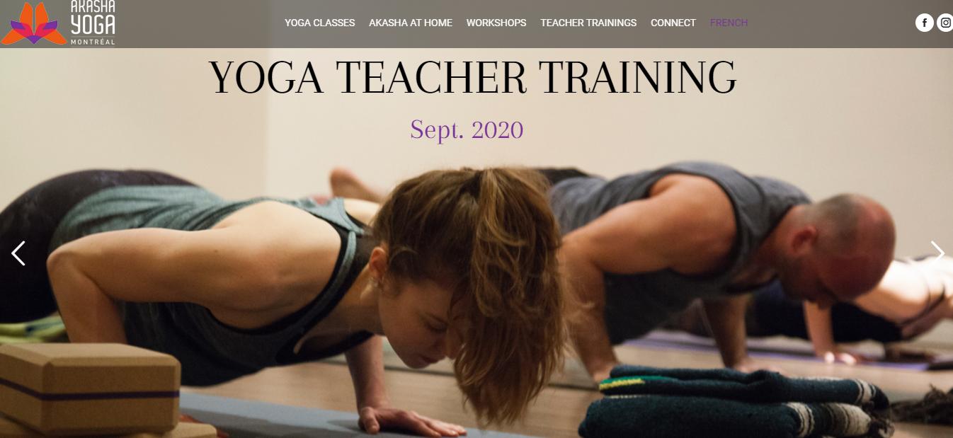 Akasha Yoga Montreal