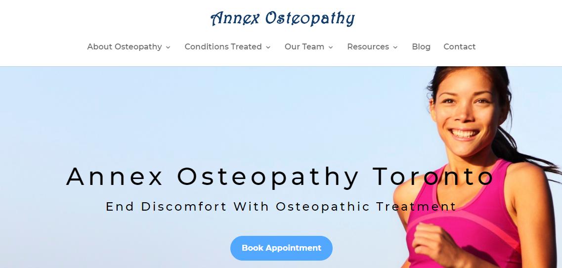 Annex Osteopathy
