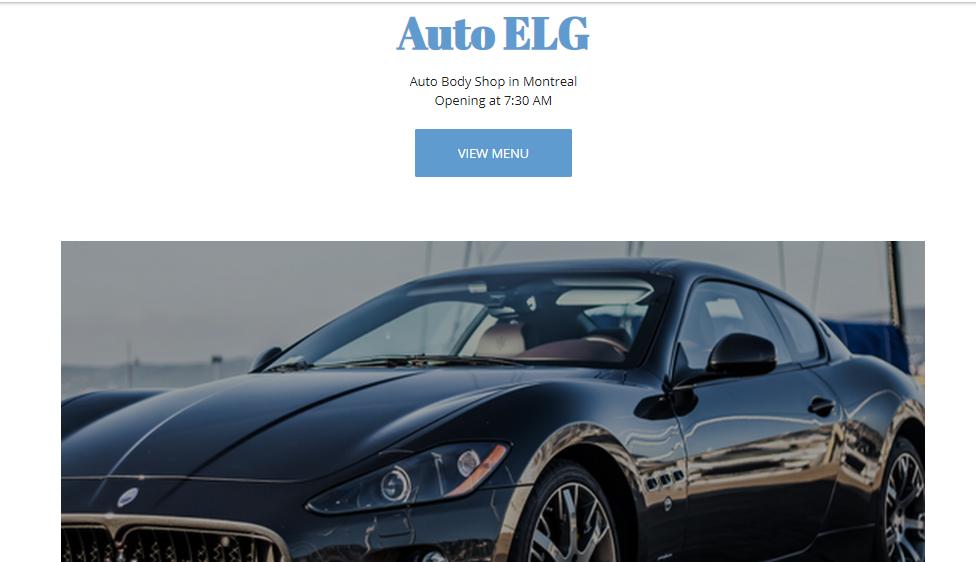 Auto ELG