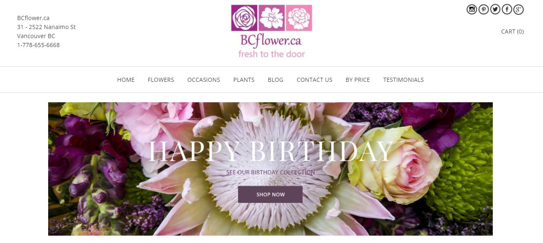 BC Flower