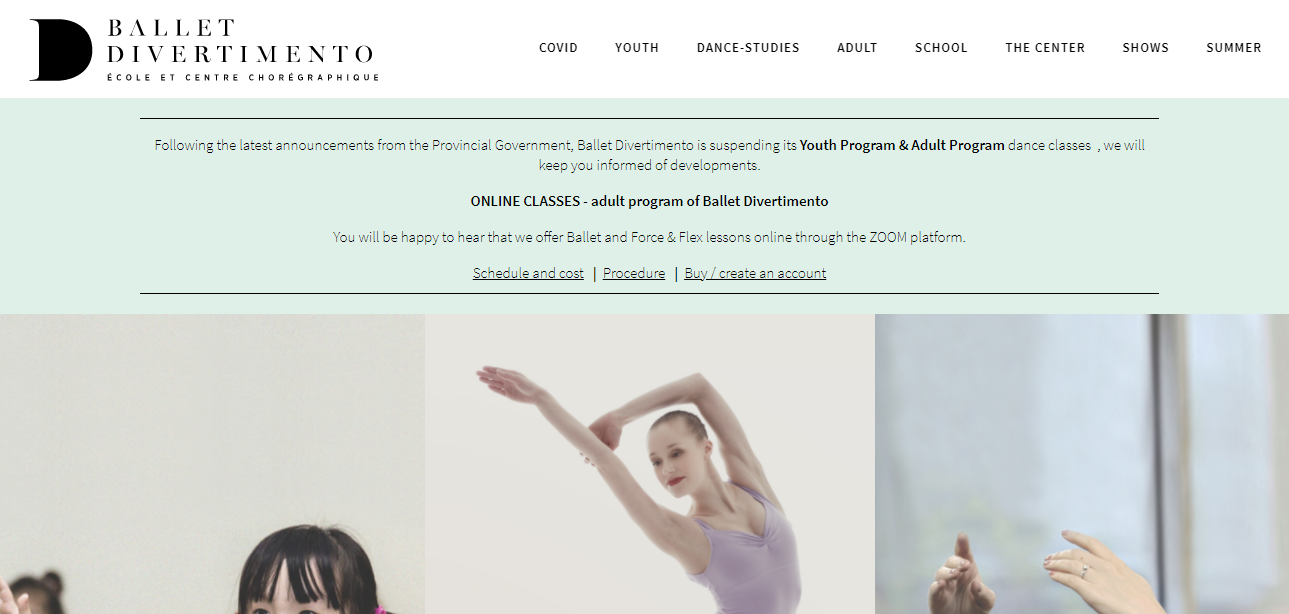Ballet Divertimento