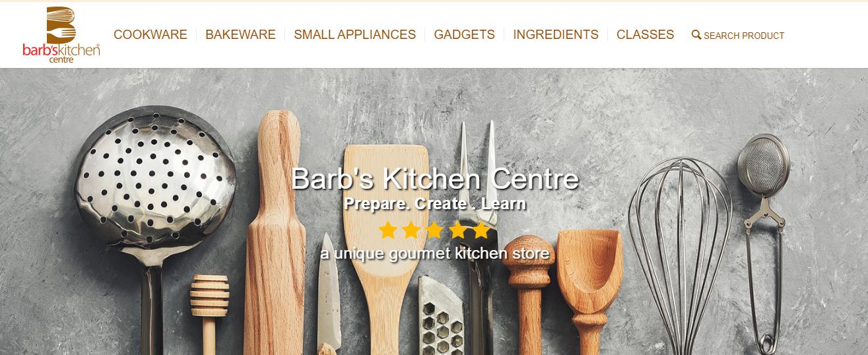 Barb's Kitchen Centre
