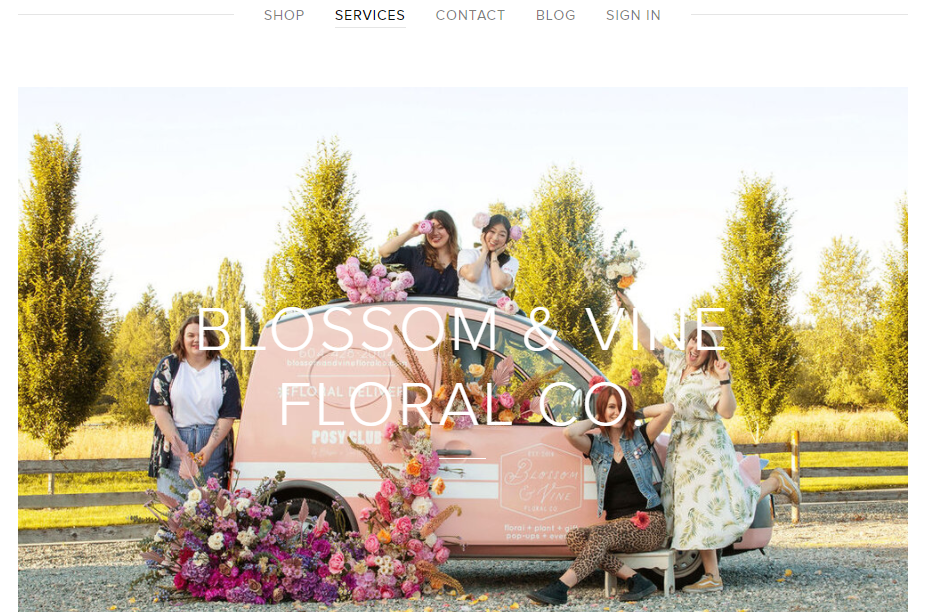 Blossom & Vine Floral Co