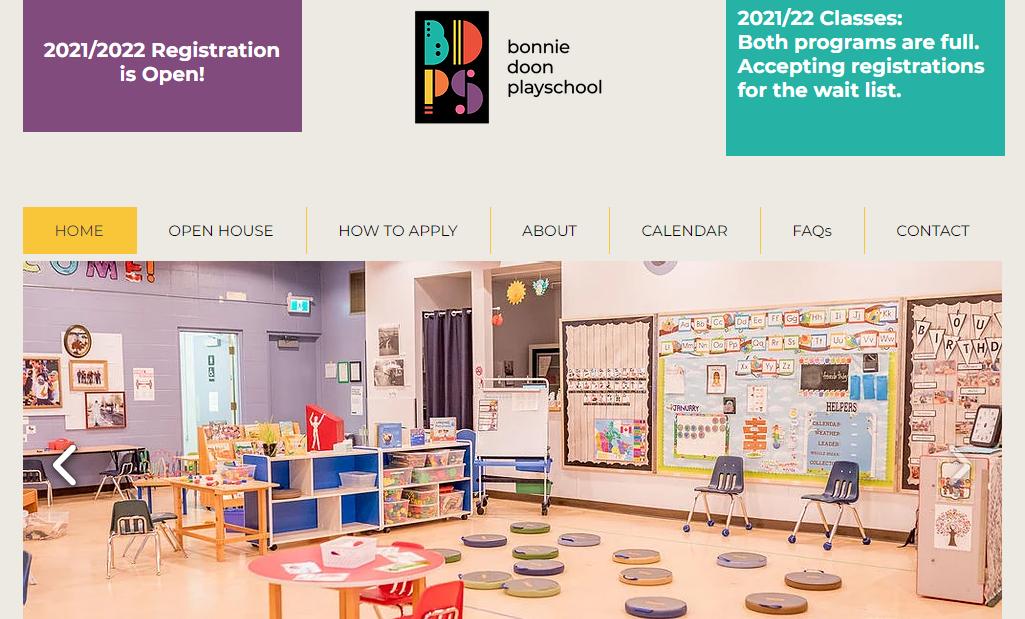 Bonnie Doon Playschool