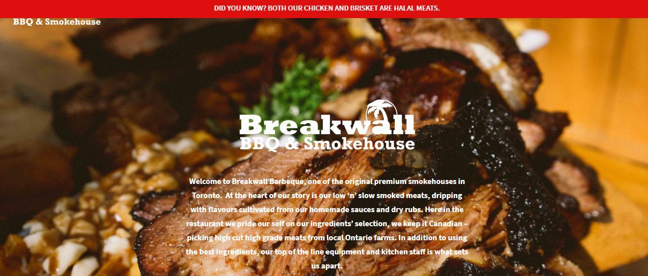 Breakwall BBQ & Smokehouse