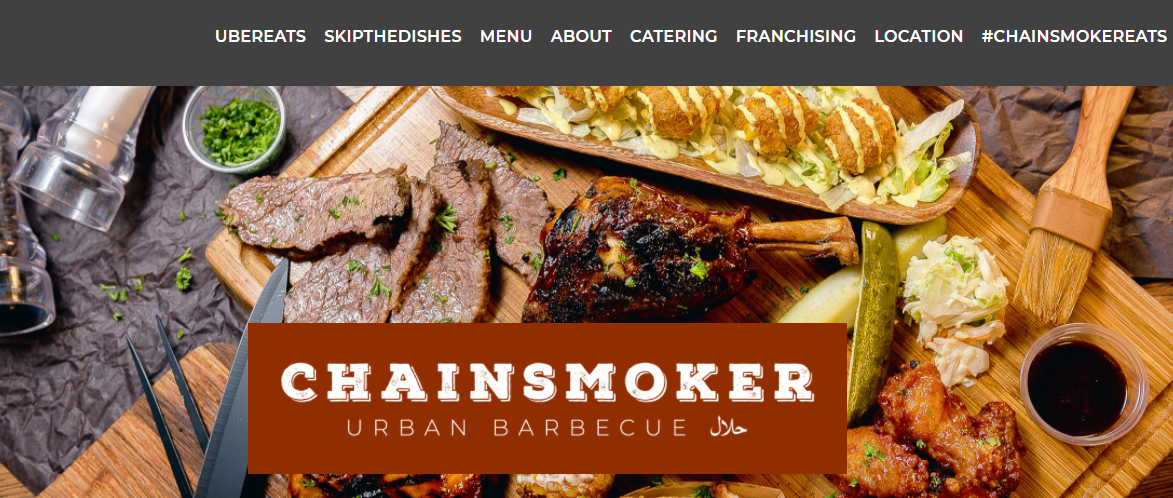 Chainsmoker Barbecue