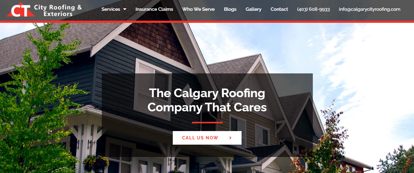 City Roofing & Exteriors