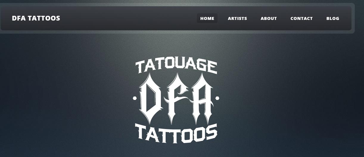 DFA Tattoos