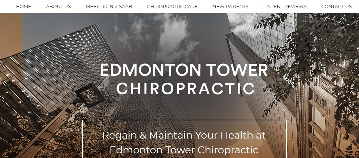 Edmonton Tower Chiropractic