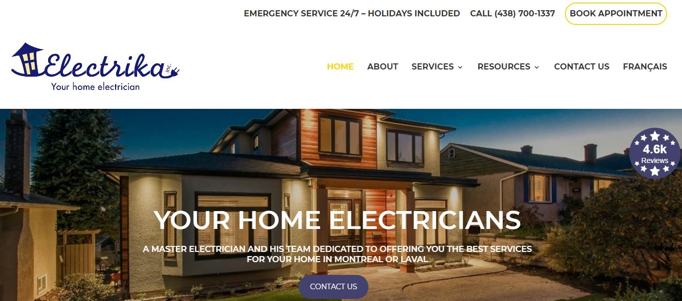 Electrika Inc.