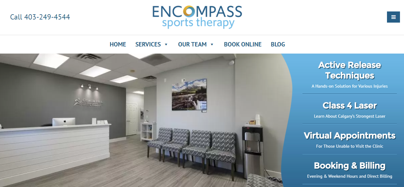 Encompass Sports Therapy