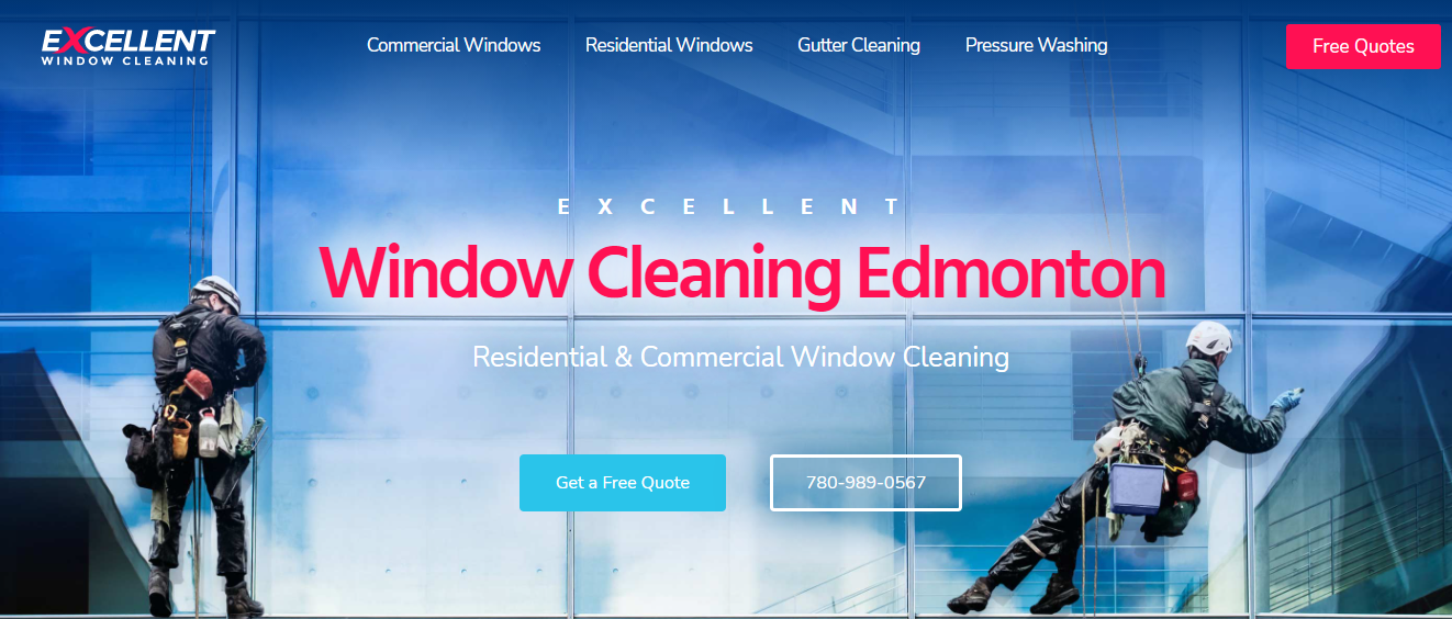 Excellent Window Cleaning