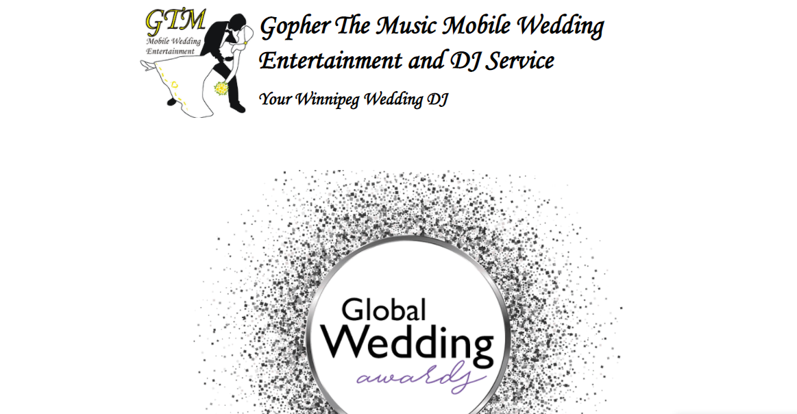 Gopher The Music Mobile Wedding Entertainment
