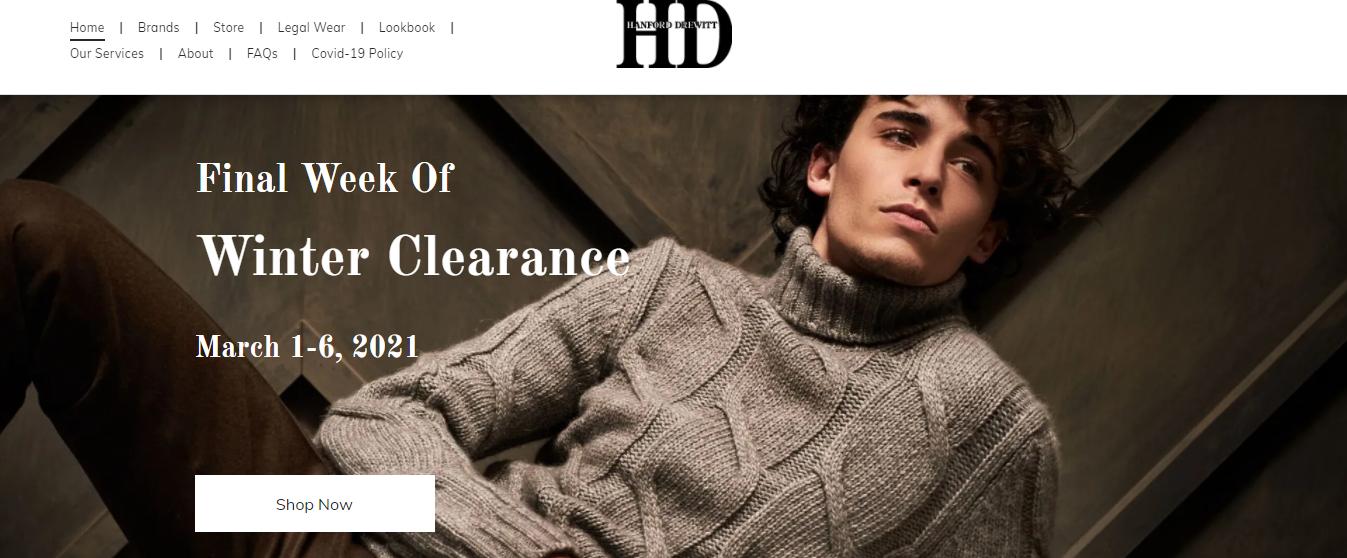 Hanford Drewitt Ltd