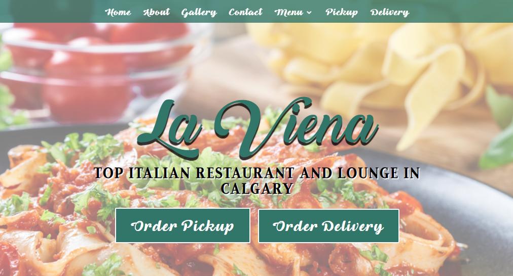 La Viena Italian Restaurant