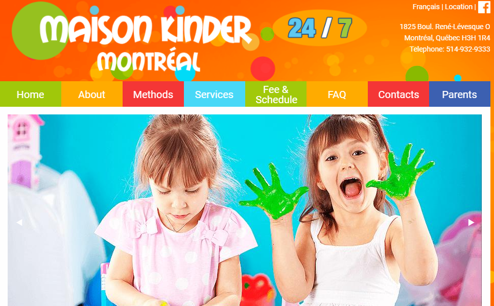 Maison Kinder Montreal
