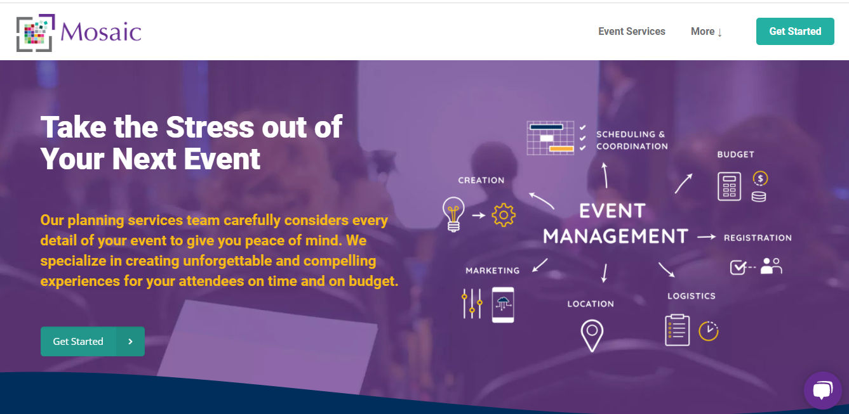 Mosaic Event Management