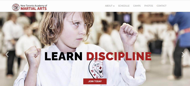 New Toronto Academy Of Martial Arts