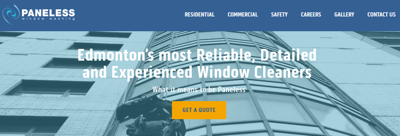 Paneless Window Cleaning Inc.