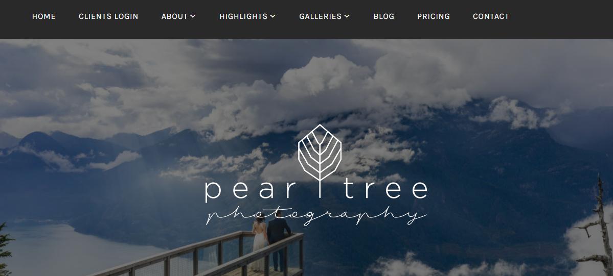 Pear Tree Photography