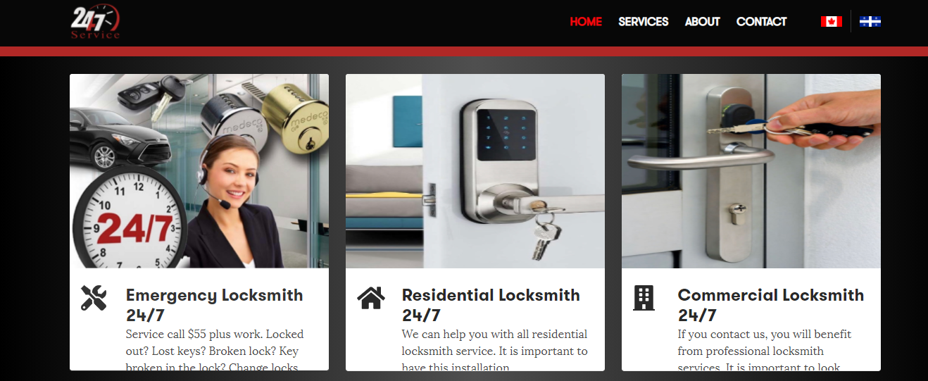 Serrurier LockMedic Locksmith
