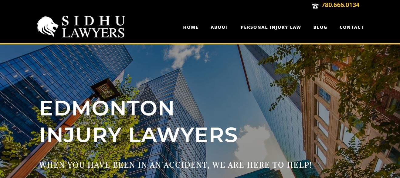 Sidhu Personal Injury Lawyers