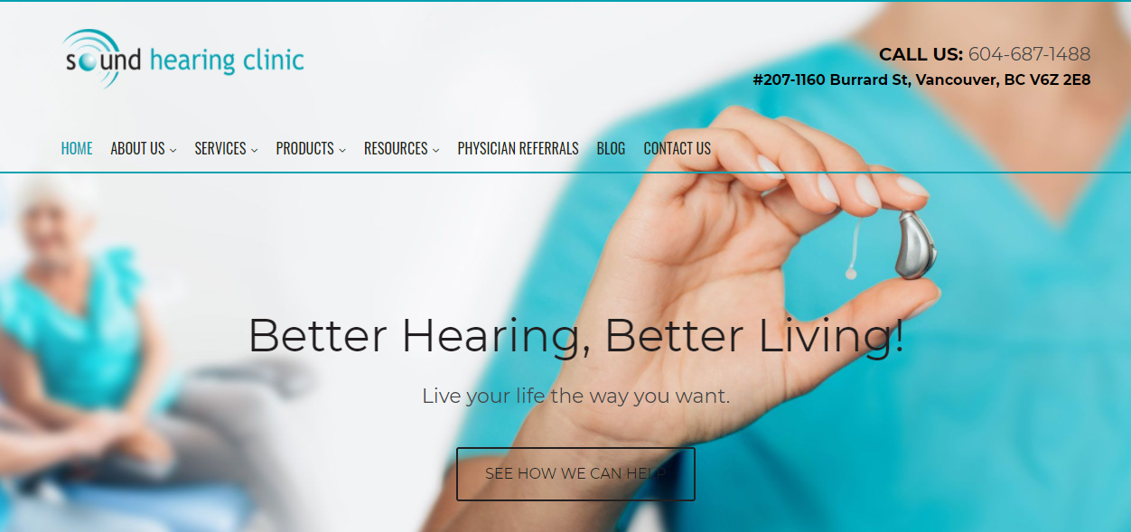 Sound Hearing Clinic