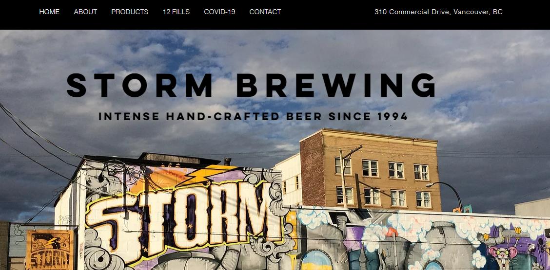 Storm Brewing LTD.