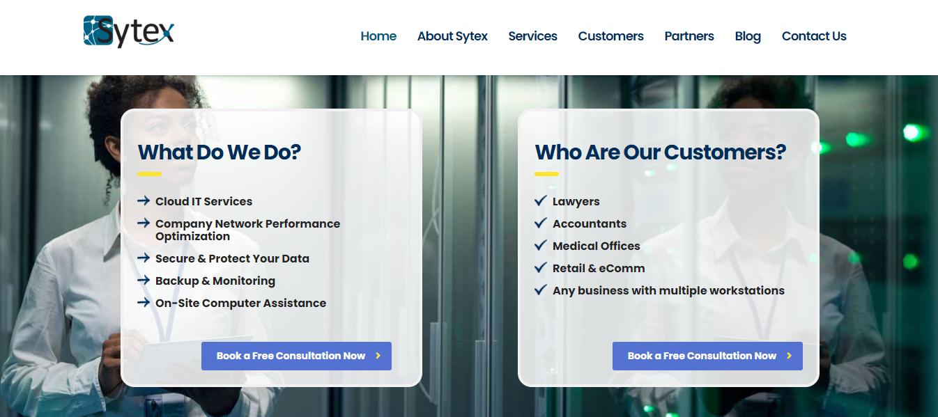 Sytex Ltd.