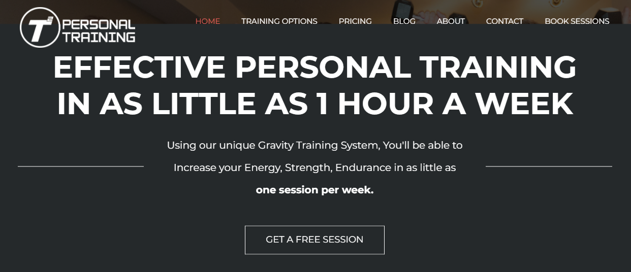 T Squared Personal Training