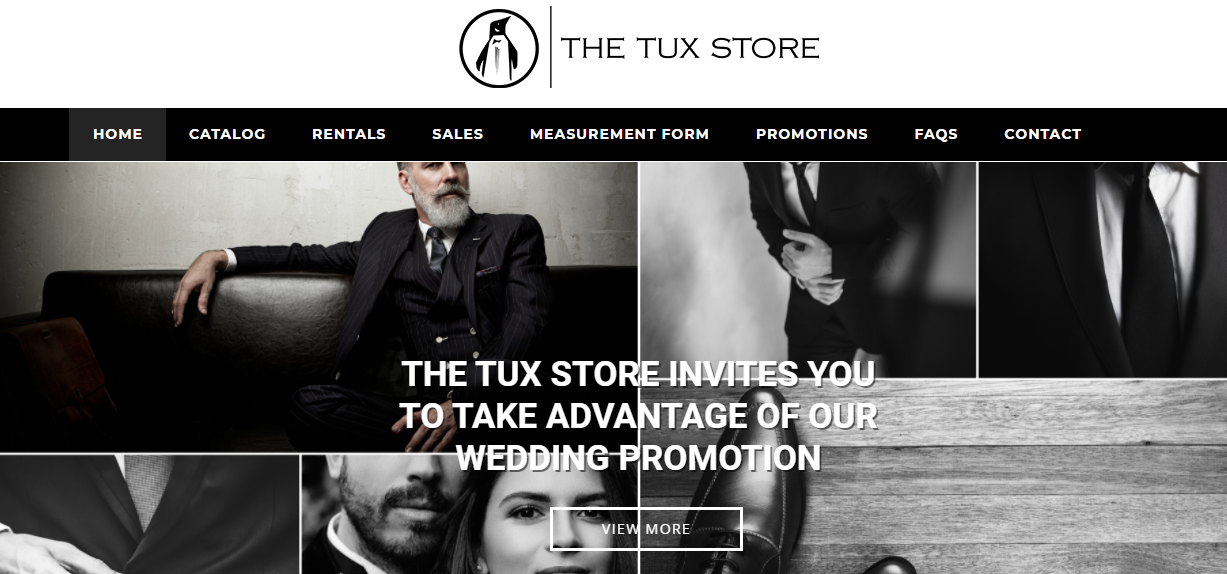 The Tux Store