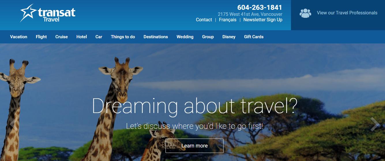 Transat Travel