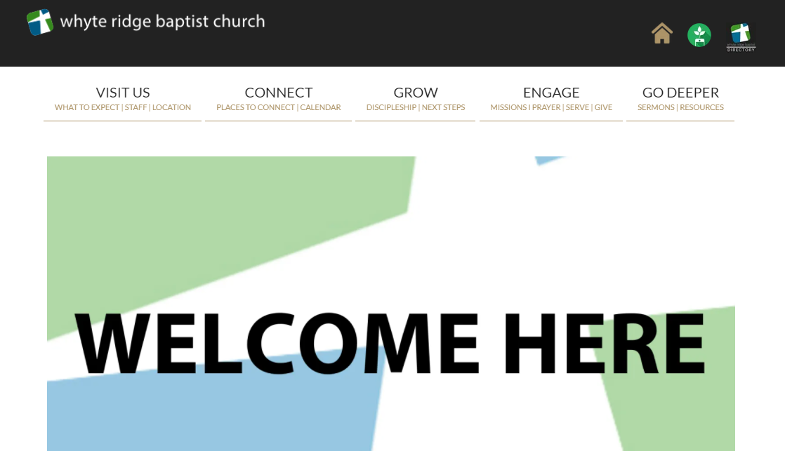 Whyte Ridge Baptist Church