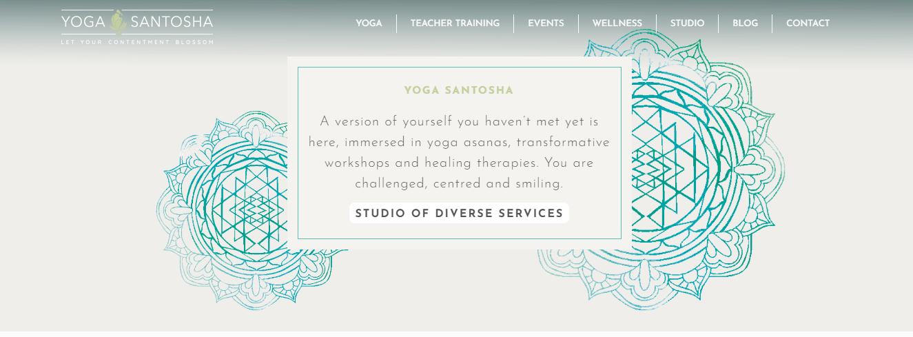 Yoga Santosha Mission