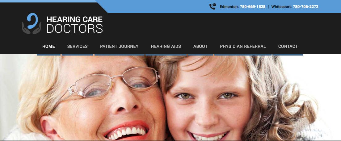 best audiologists in edmonton