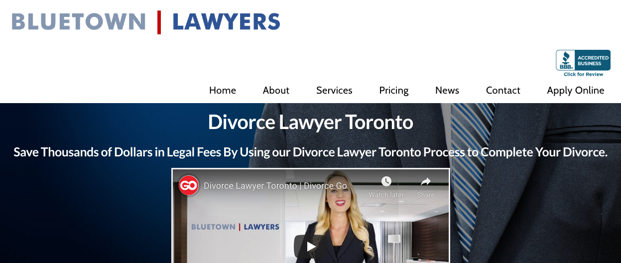 best family lawyers in toronto