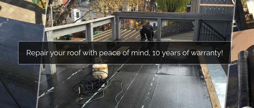 best roofing contractors in montreal