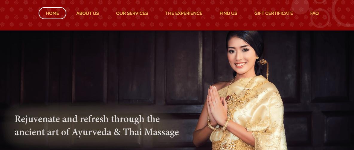 best thai massages in toronto