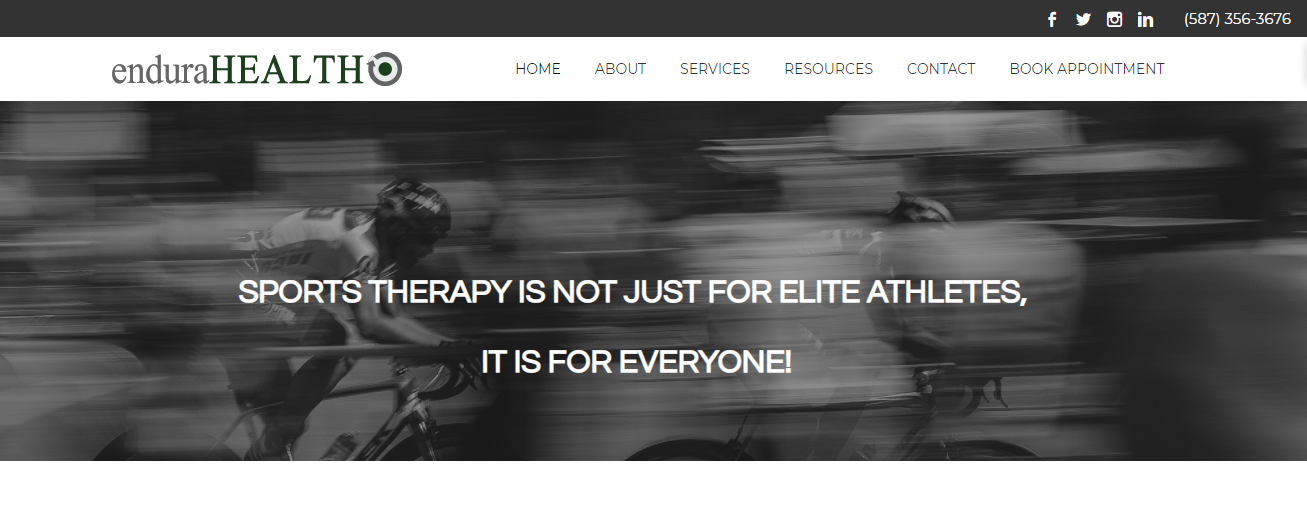 enduraHEALTH Sports Therapy Clinic