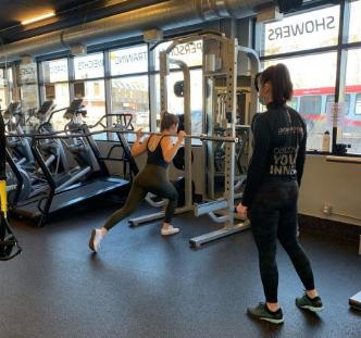 gyms in calgary